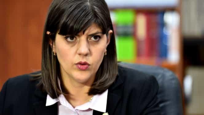Laura Codruța Kovesi a făcut plângere la CEDO după ce a fost revocată de la DNA