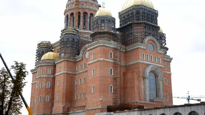 4 milioane de lei pentru Catedrala Neamului! Ajutorul vine de la Primăria Sectorului 5