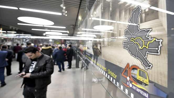 Soluția găsită de Metrorex pentru a evita incidentele de la metrou: construirea unor panouri speciale