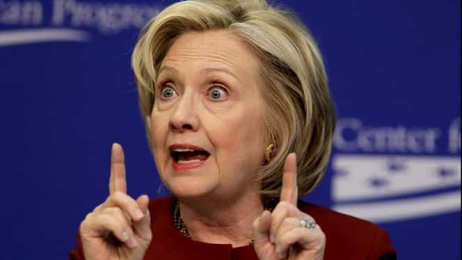 """Hillary Clinton, prima declaraţie de presă, după înfrîngere: """"Îmi pare rău că nu am cîştigat!"""""""