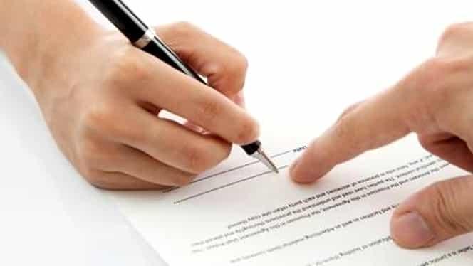 Cum trebuie să arate o cerere de demisie. Model PDF