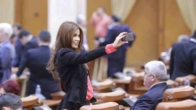 Deputatul PSD Andreea Cosma, condamnată în primă instanță la 4 ani de închisoare, în cărți să devină consul la Salonic!