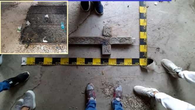 Cruzime fără margini la Giurgiu. O tânără de 16 ani a fost violată și supusă unor ritualuri satanice