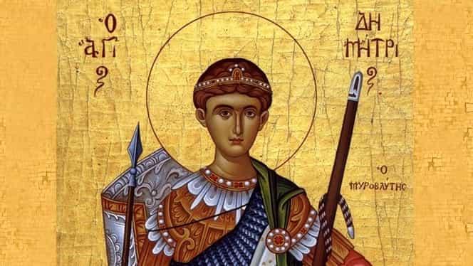 Weekend încărcat în calendarul ortodox. Avem două cruci roșii sâmbătă și duminică. Pe cine sărbătorim?