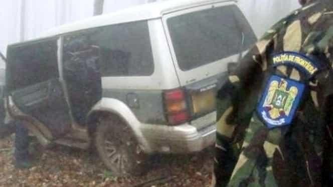 Poliţişti de frontieră bătuţi şi stropiţi cu benzină de contrabandiştii din Maramureş!