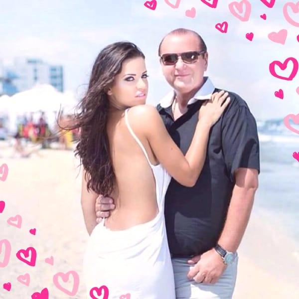 Mr. Pink a ales-o pe prietena cea mai bună a Monicăi Gabor pentru a-l reprezenta în afacerile din România