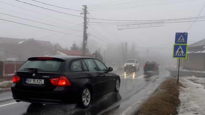 Prognoza meteo marți, 28 ianuarie. Vremea în București, Iași, Brașov, Cluj Napoca, și Constanța! Ceață și soare cu dinți în cea mai mare parte a țării