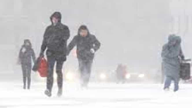 Prognoza meteo pentru iarna 2017-2018! Meteorologii trag un semnal de alarmă!
