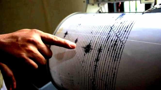Cutremur la Buzău, cu magnitudine de 3,8