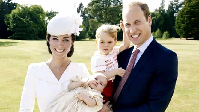 Ducesa de Cambridge va naşte al treilea copil în aprilie sau mai 2018, iar pariorii mizează deja pe numele copilului! Ce variante au!