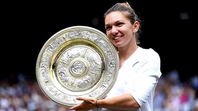 Simona Halep, cerută în căsătorie de un fan! Cum a reacționat campioana de la Wimbledon