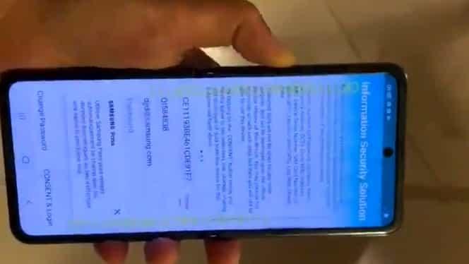 Cum arată Samsung Galaxy Z Flip, telefonul pliabil al gigantului sud-coreean. Au apărut primele imagini FOTO și VIDEO