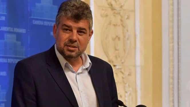 """Marcel Ciolacu a anunțat că PSD va depune moțiunea de cenzură împotriva guvernului Ludovic Orban: """"Au venti cu asumare pe două tururi"""""""
