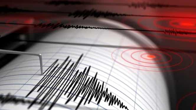 Cutremur neobișnuit în România, duminică seara. Unde s-a produs