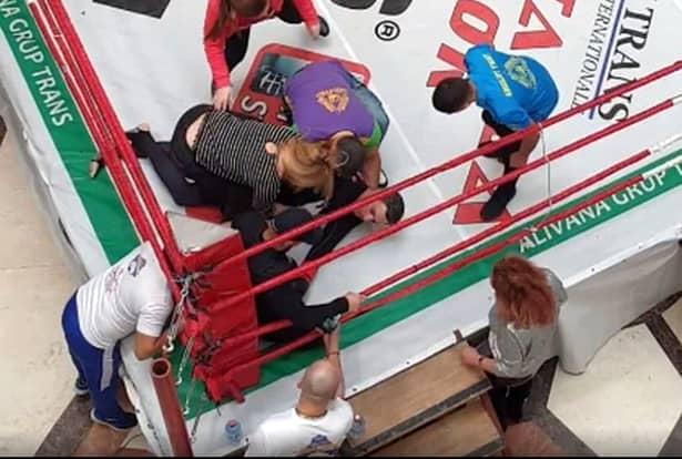 Mircea Badea a fost făcut KO de motociclistul Emi