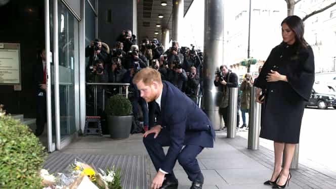 Ce spun astrologii despre bebeluşul regal! Cum va fi copilul Prinţului Harry cu Meghan Markle
