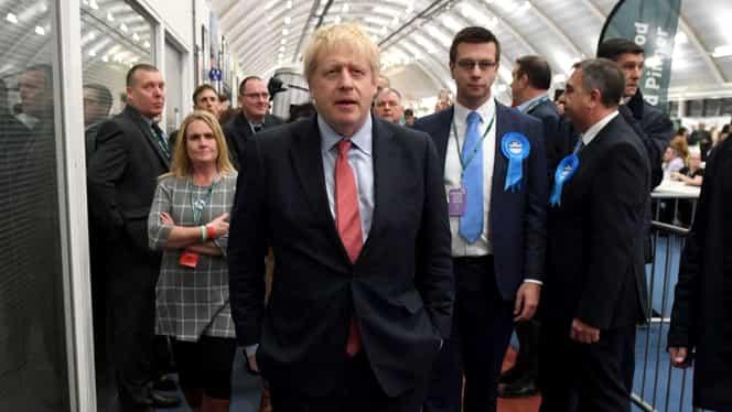 """Următorii pași după victoria lui Boris Johnson! """"Brexit fără dacă, fără dar, fără poate"""""""