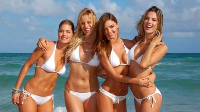 Sfaturi de frumuseţe de la cele mai sexy femei din lume. Cum să arăţi vara la fel ca un model Victoria's Secret
