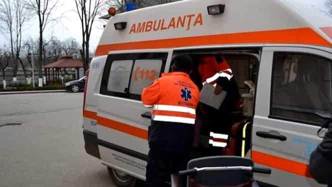 Ambulanța, chemată de urgență la Palatul Parlamentului! Ce s-a întâmplat!