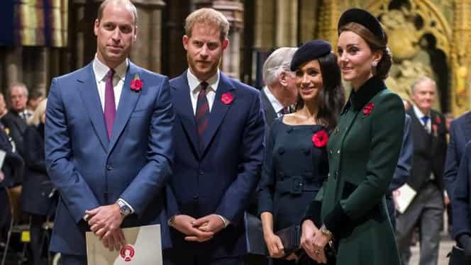 """Prinții Harry și William neagă disensiunile dintre ei! """"Utilizarea unui limbaj care instigă este ofensator"""""""
