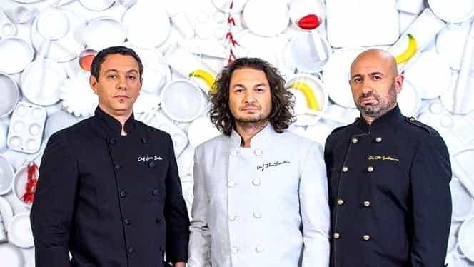 Ce se întâmplă în Chefi la cuțite, ediția de marți, 21 mai! Jurații își aleg echipele, la Antena 1