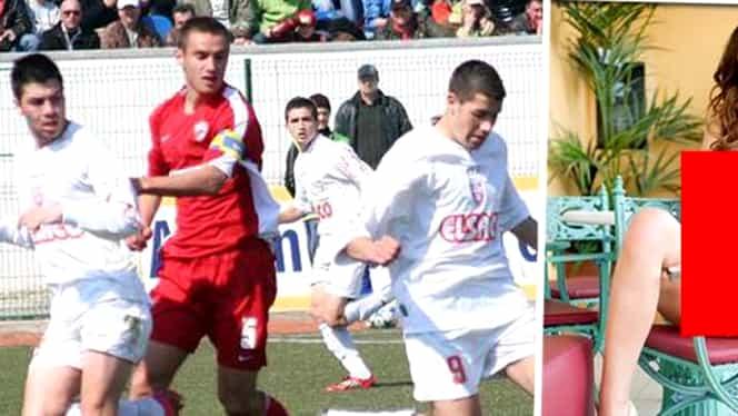"""SCANDAL! Iubita unui fotbalist din România e ESCORTĂ! """"Mi-a luat 100 de euro pentru o oră!"""" Toţi colegii au rîns de el. GALERIE FOTO"""