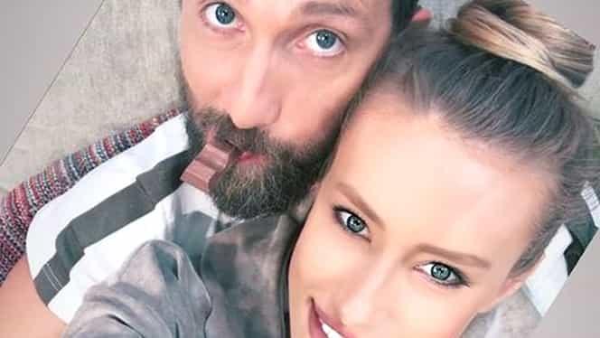 Dani Oţil şi-a oficializat relaţia cu Gabriela Prisăcariu. Prima imagine împreună. FOTO