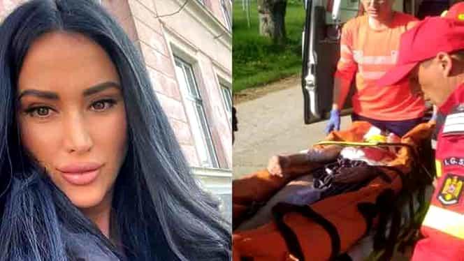 """Daniela Crudu i-a dezvăluit lui Dan Capatos ce i-a făcut iubitul croat: """"Dacă nu fugeam, mă omora"""""""