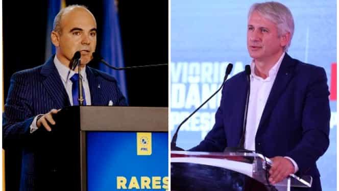 """Eugen Teodorovici versus Rareș Bogdan! Scandal uriaș, cuvinte grele și amenințări. """"Măgarul ăla / Un bou patentat"""""""