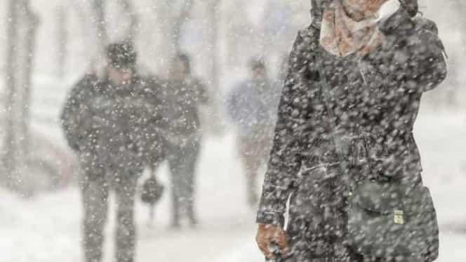 Prognoza meteo 22 februarie. Vremea începe să se răcească. Unde va ninge