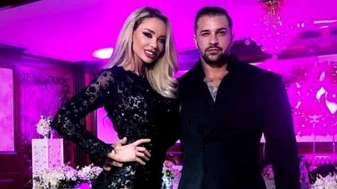 Bianca Drăgușanu și Alex Bodi, nași de botez! Ținute de peste 10.000 de euro