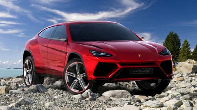 VIDEO şi GALERIE FOTO Imagini spion cu Lamborghini Urus! Italienii au scos bolidul la teste