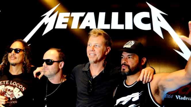 Ce prețuri au pe OLX biletele la concertul Metallica din 2019