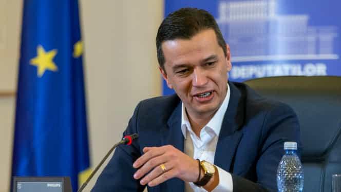 Ce spune Sorin Grindeanu despre deplasarea pe care a făcut-o în Azore cu Cătălina Miriță, consiliera sa, fostă Miss Buzău