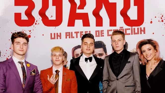 """Filmul """"5GANG: Un altfel de Crăciun"""" vânzări record. 10.000 de bilete au fost vândute în avans"""