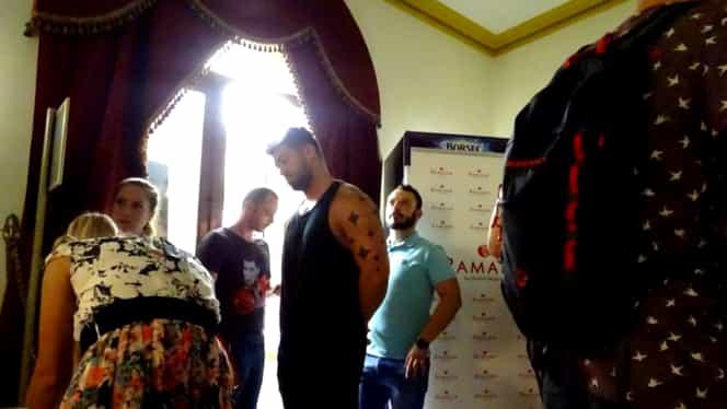 Prezență neașteptată! Sorin Andrei, soțul Andei Adam, viitor concurent Exatlon?!