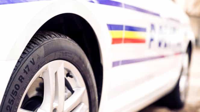 Agresor împuşcat după ce a atacat un poliţist cu sabia la Iaşi