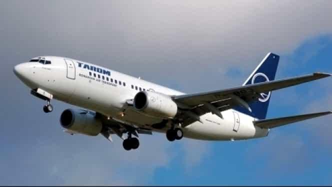 Alertă în avion. Cursa București – Suceava, anulată din cauza unui pasager care tușea agresiv. UPDATE