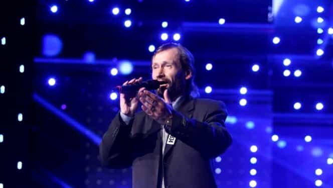 Sebastian Ciobanu şi-a îndeplinit visul şi a primit patru de Da la Românii au talent. Ce i-a făcut Mihai Petre după număr