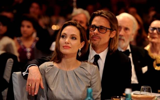 Brad Pitt și Angelina Jolie s-au întâlnit și au petrecut mai multe ore împreună! Motivul