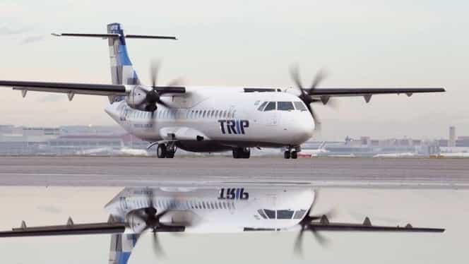 TAROM a semnat contractul pentru nouă aeronave de tip ATR 72-600. Primele ajung în luna februarie a anului viitor
