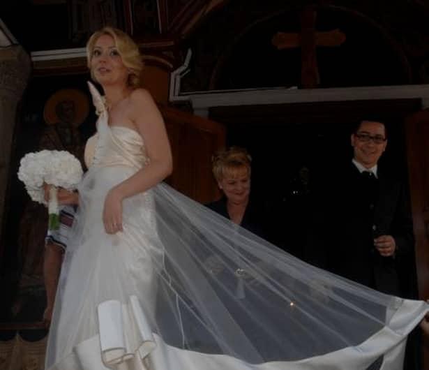 Cum mai arată Daciana Sârbu, soția lui Ponta, la 41 de ani