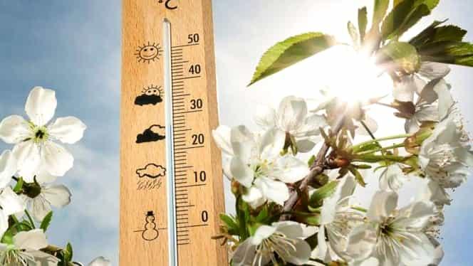 ANM, anunț de ULTIMĂ ORĂ! Se schimbă vremea! Ce temperaturi vor fi azi, în țară