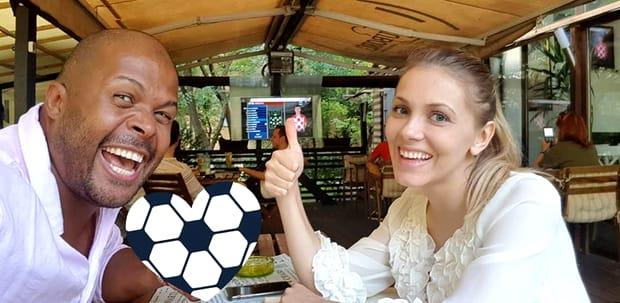 Cabral, prima imagine cu fetița! Ce mesaj a transmis sotul Andreei Ibacka