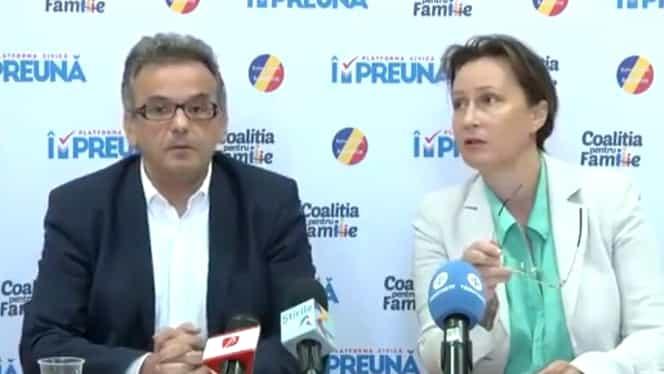 Coaliția pentru Familie, prima reacție după eșecul de la referendum. Cum explică situația