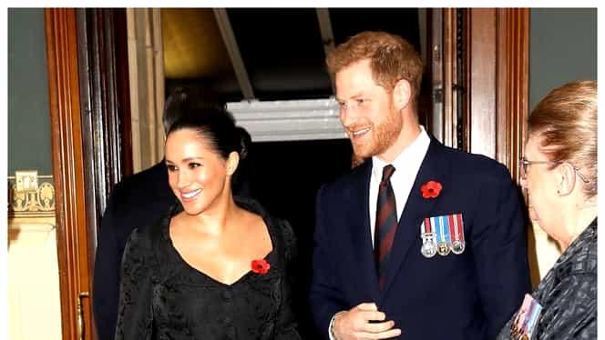 Prințul Harry și Meghan Markle renunță la a fi membri seniori ai Casei Regale și vor fi independenți financiar