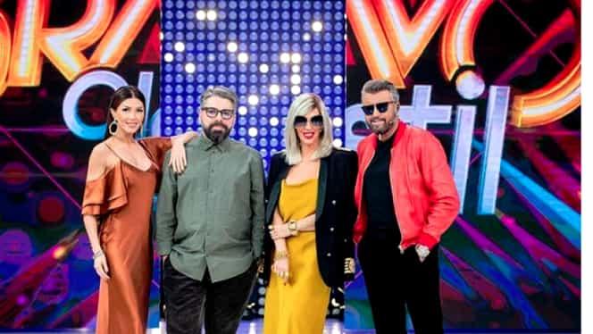 Emisiunea Bravo ai Stil Live pe Kanal D, ediția de sâmbătă, 13  aprilie