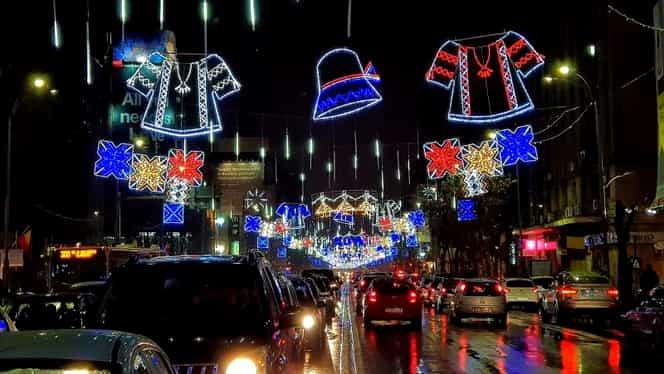 VIDEO- LIVE Cine va aprinde luminițele de Crăciun, în Capitală! Eveniment special, la Târgul de Crăciun