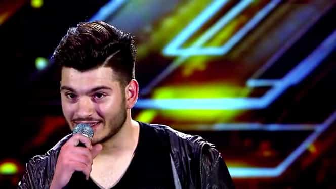 VIDEO / El e românul care a impresionat Italia, la X FACTOR
