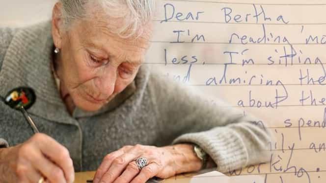 Scrisoarea emoționantă a unei femei de 83 de ani către prietena ei. De citit în aceste zile grele
